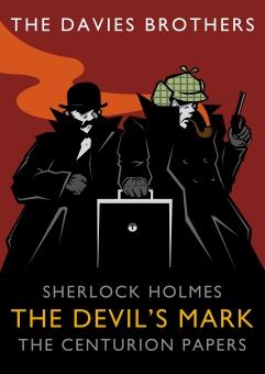 SHERLOCK DEVILS MARK